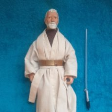 "Figuras y Muñecos Star Wars: STAR WARS FIGURA OBI-WAN KENOBI 12"". Lote 254821525"