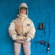 """Figuras y Muñecos Star Wars: STAR WARS FIGURA LUKE SKYWALKER HOTH 12"""". Lote 254821720"""