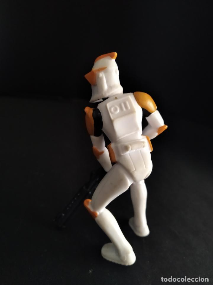 Figuras y Muñecos Star Wars: CLONE TROOPER - FIHGURA PVC LFL 2009- STAR WARS - Foto 2 - 254934545