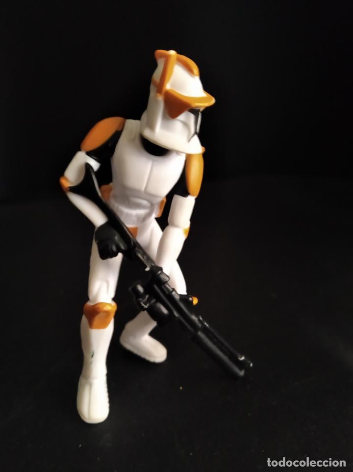Figuras y Muñecos Star Wars: CLONE TROOPER - FIHGURA PVC LFL 2009- STAR WARS - Foto 3 - 254934545