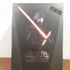 Figure e Bambolotti Star Wars: FIGURA ARTICULADA HOT TOYS STAR WARS KYLO REN (IMPORTANTE LEER DESCRIPCION). Lote 254999570