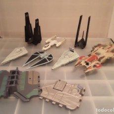 Figuras y Muñecos Star Wars: LOTE DE NAVES STAR WARS. ACCESORIOS STAR WARS VER FOTOS. Lote 256023825