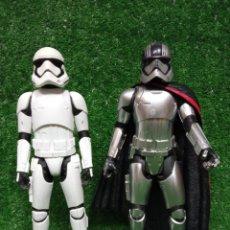 Figuras y Muñecos Star Wars: LOTE 2 FIGURAS STAR WARS SOLDADO IMPERIAL LFL HASBRO. Lote 256104600