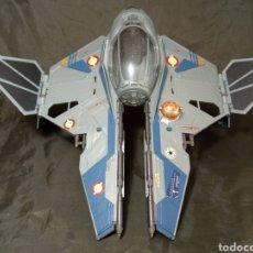 Figuras y Muñecos Star Wars: STAR WARS NAVE JEDI STAR FIGHTER ANAKIN HASBRO 2012. Lote 256169715
