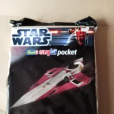 Figuras y Muñecos Star Wars: STAR WARS - EASY KIT POCKET - JEDI STARFIGHTHER - SOBRE COMPLETO SIN ABRIR -VER FOTOS. Lote 257357370