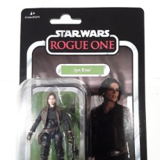 Figuras y Muñecos Star Wars: FIGURA JIN ERSO ROGUE ONE STAR WARS VINTAGE COLLECTION. Lote 257401400