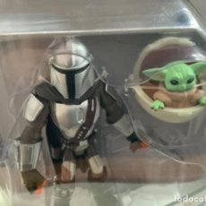 Figuras y Muñecos Star Wars: DISNEY STAR WARS TOYBOX 18. THE MANDALORIAN AND THE CHILD. NUEVO. SIN ABRIR.. Lote 257431080