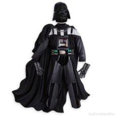 Figuras y Muñecos Star Wars: DISFRAZ DARTH VADER DE STAR WARS PARA NIÑO NUEVO. Lote 258750265