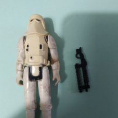Figuras y Muñecos Star Wars: FIGURA STAR WARS PILOTO SNOW TROOPER KENNER AÑOS 80. Lote 259714845
