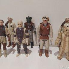 Figuras y Muñecos Star Wars: LOTE DE FIGURAS DE STAR WARS HONG KONG. Lote 259719965