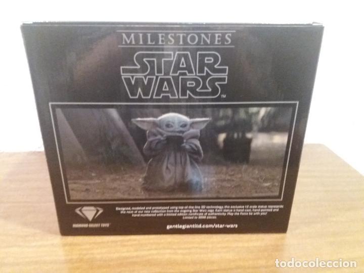 Figuras y Muñecos Star Wars: STATUE 1/2 STAR WARS THE CHILD - Foto 6 - 259953090