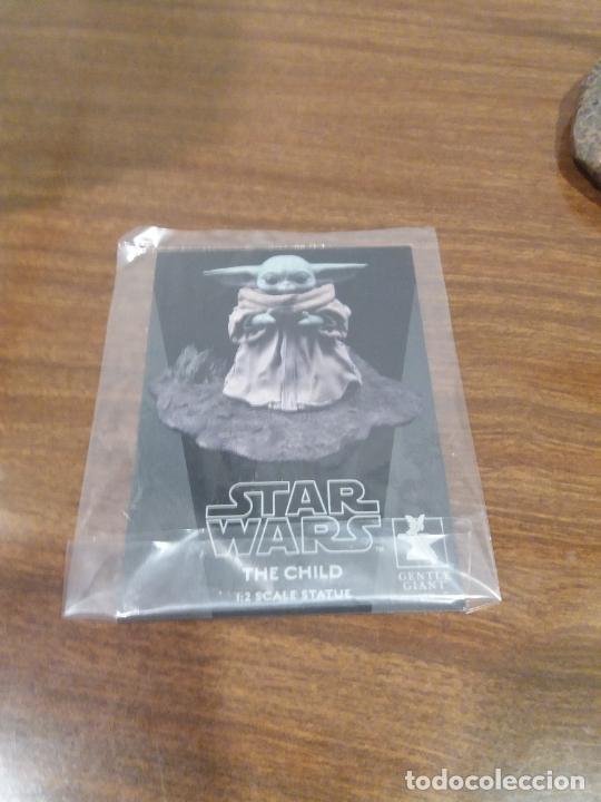 Figuras y Muñecos Star Wars: STATUE 1/2 STAR WARS THE CHILD - Foto 11 - 259953090