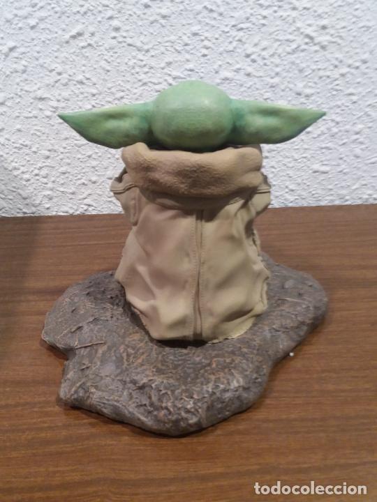 Figuras y Muñecos Star Wars: STATUE 1/2 STAR WARS THE CHILD - Foto 20 - 259953090