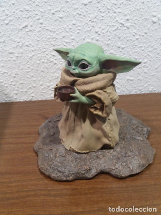 Figuras y Muñecos Star Wars: STATUE 1/2 STAR WARS THE CHILD - Foto 22 - 259953090
