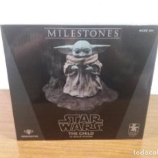 Figuras y Muñecos Star Wars: STATUE 1/2 STAR WARS THE CHILD. Lote 259953090