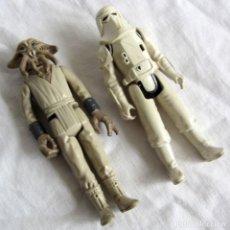 Figuras y Muñecos Star Wars: 2 FIGURAS STAR WARS KENNER AÑOS 80. Lote 260374425