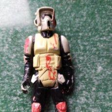 Figuras e Bonecos Star Wars: FIGURA BIKER SCOUT STAR WARS - LFL 1983 -. Lote 260734565