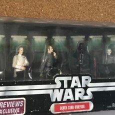 Figuras y Muñecos Star Wars: STAR WARS VINTAGE FIGURAS DEATH STAR BRIEFING. Lote 261131175