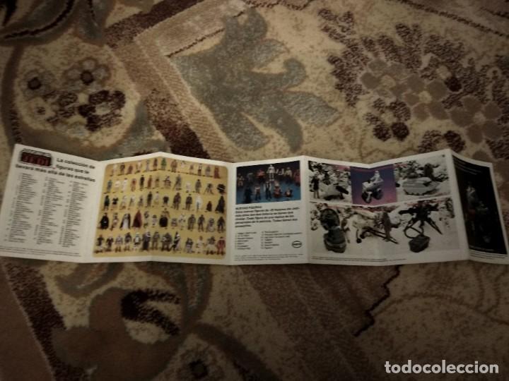 Figuras y Muñecos Star Wars: Folleto jueguetes Star Wars El retorno del jedi - Foto 3 - 261131400