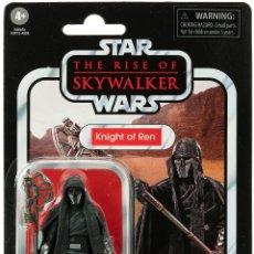 Figurines et Jouets Star Wars: STAR WARS VINTAGE COLLECTION KNIGHT OF REN VC155. Lote 261263100