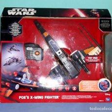 Figuras y Muñecos Star Wars: NAVE STAR WARS POE'S X-WING FIGHTER A ESTRENAR. Lote 261357680