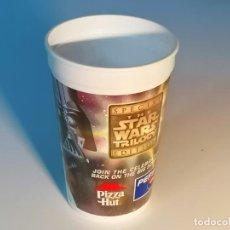 Figure e Bambolotti Star Wars: VASO DE STAR WARS PIZZA HUT DE 1997. Lote 261644785
