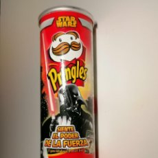 Figure e Bambolotti Star Wars: LATA DE PRINGLES STAR WARS EPISODIO III DE 2005. Lote 261879170