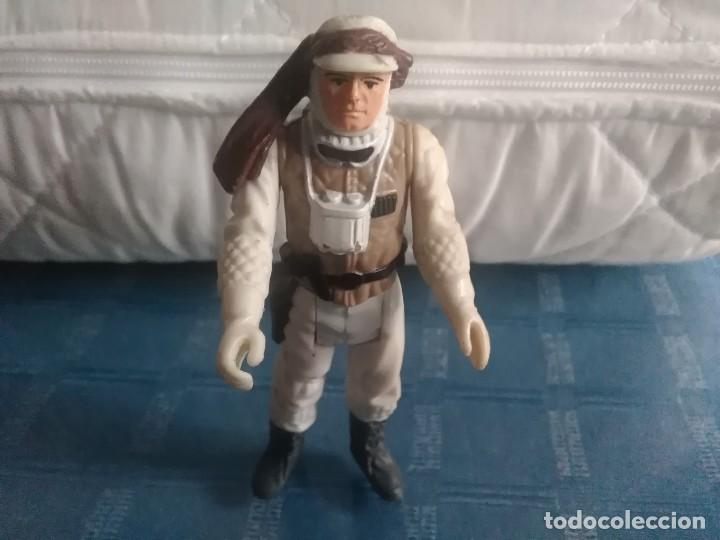 FIGURA STAR WARS LUKE SKYWALKER HOTH BATTLE- KENNER, LFL 1980. (Juguetes - Figuras de Acción - Star Wars)