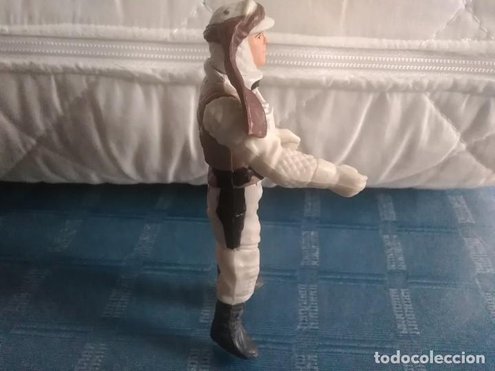 Figuras y Muñecos Star Wars: FIGURA STAR WARS LUKE SKYWALKER HOTH BATTLE- KENNER, LFL 1980. - Foto 6 - 262229575