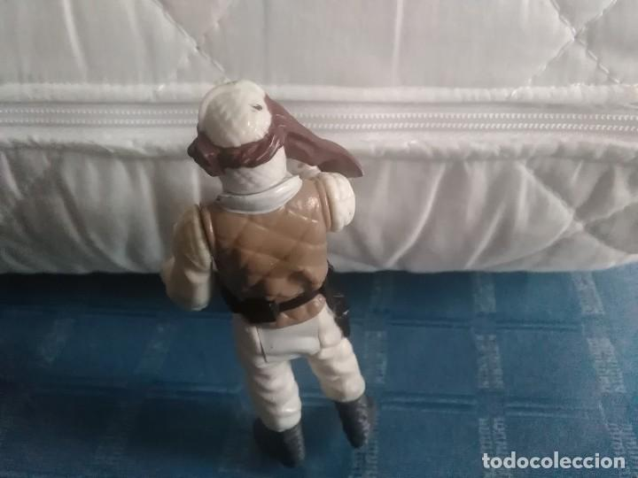 Figuras y Muñecos Star Wars: FIGURA STAR WARS LUKE SKYWALKER HOTH BATTLE- KENNER, LFL 1980. - Foto 7 - 262229575