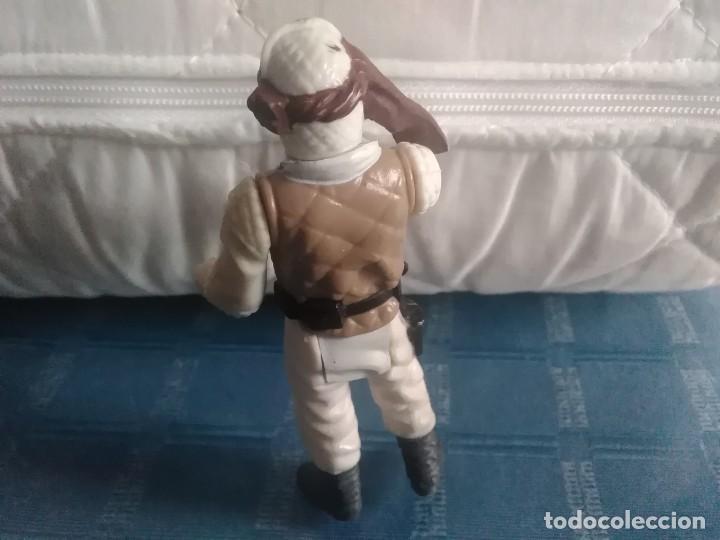 Figuras y Muñecos Star Wars: FIGURA STAR WARS LUKE SKYWALKER HOTH BATTLE- KENNER, LFL 1980. - Foto 8 - 262229575