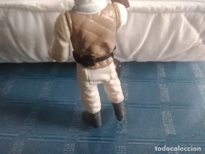 Figuras y Muñecos Star Wars: FIGURA STAR WARS LUKE SKYWALKER HOTH BATTLE- KENNER, LFL 1980. - Foto 9 - 262229575