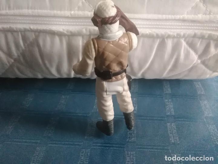 Figuras y Muñecos Star Wars: FIGURA STAR WARS LUKE SKYWALKER HOTH BATTLE- KENNER, LFL 1980. - Foto 11 - 262229575