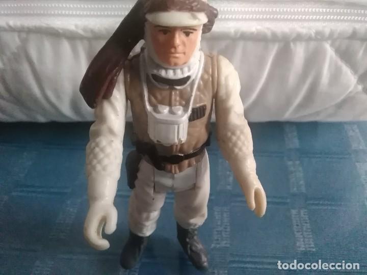Figuras y Muñecos Star Wars: FIGURA STAR WARS LUKE SKYWALKER HOTH BATTLE- KENNER, LFL 1980. - Foto 18 - 262229575