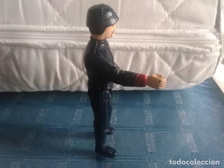 Figuras y Muñecos Star Wars: STAR WARS KENNER BESPIN SECURITY GUARD WHITE COMPLETA 1980 LFL MADE IN HONG KONG - Foto 5 - 262236455