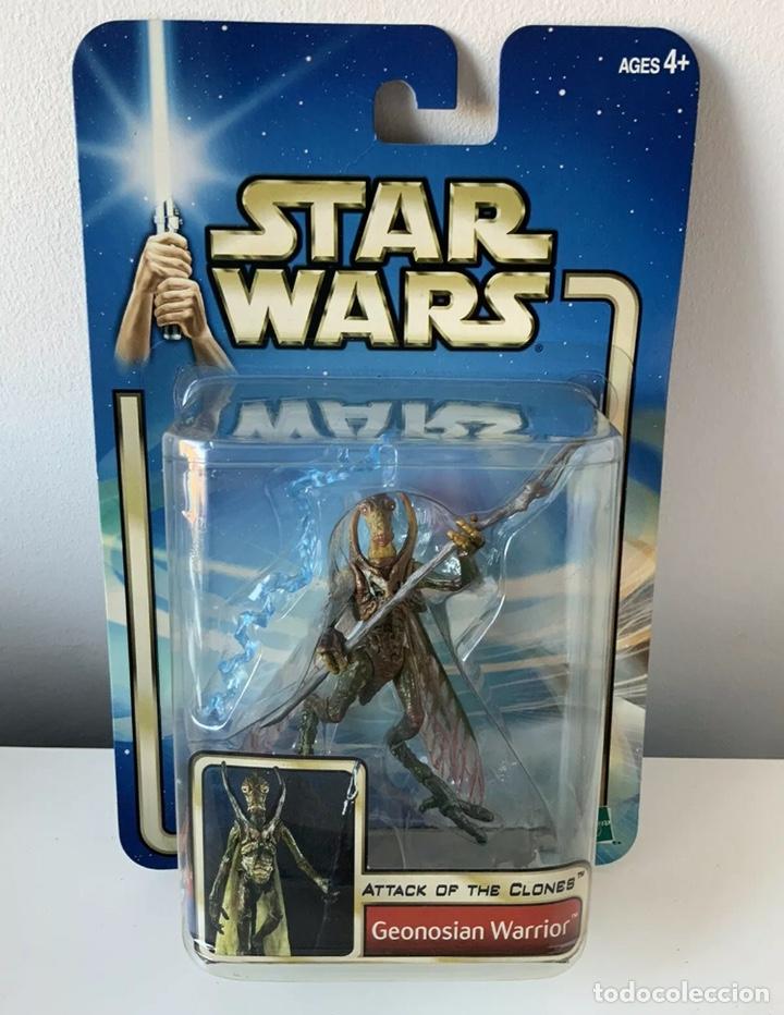 FIGURA GUERRERO GEONOSIANO (GEONOSIAN WARRIOR) STAR WARS - HASBRO KENNER VINTAGE COLLECTION (Juguetes - Figuras de Acción - Star Wars)