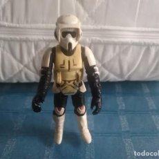 Figuras y Muñecos Star Wars: FIGURA STAR WARS BIKER SCOUT- KENNER, (TAIWAN) LFL 1983.. Lote 262250650