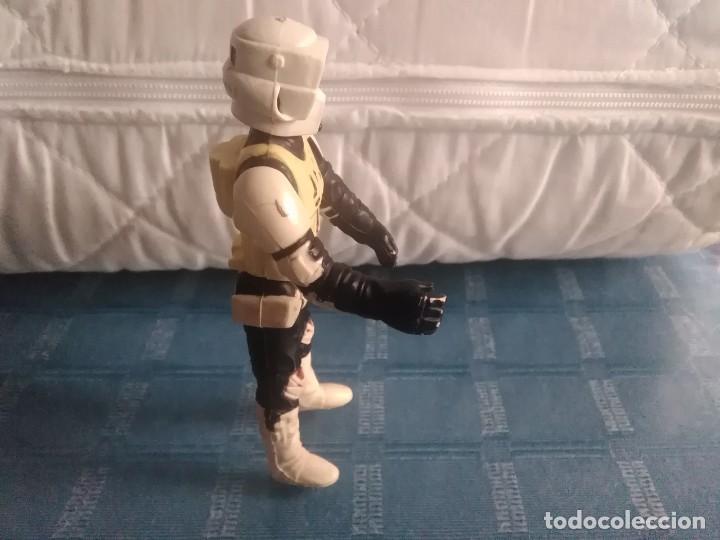 Figuras y Muñecos Star Wars: FIGURA STAR WARS BIKER SCOUT- KENNER, (TAIWAN) LFL 1983. - Foto 9 - 262250650