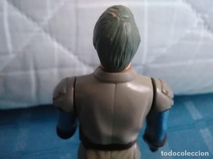 Figuras y Muñecos Star Wars: GENERAL MADINE - STAR WARS - MARCADA 1983 LFL MADE IN TAIWAN - GUERRA DE LAS GALAXIAS - Foto 6 - 262262385