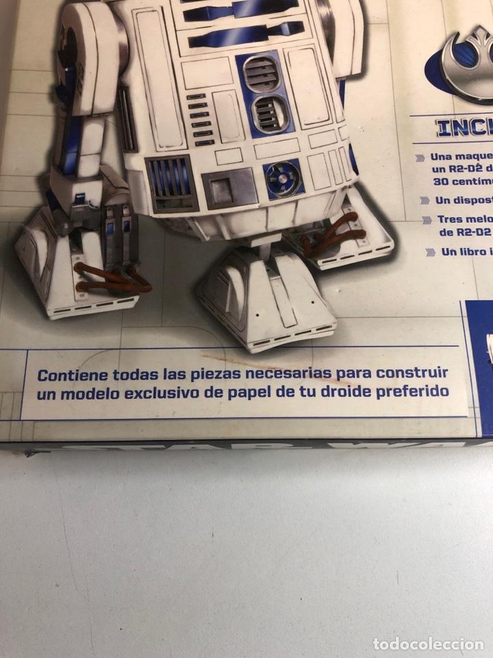 Figuras y Muñecos Star Wars: STAR WARS construye tu propio R2-D2 - Foto 3 - 262362295