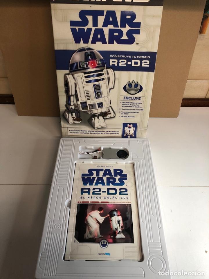 Figuras y Muñecos Star Wars: STAR WARS construye tu propio R2-D2 - Foto 4 - 262362295