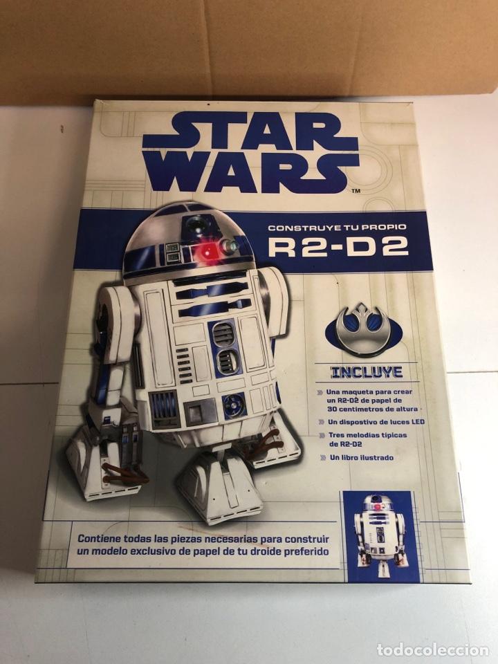 STAR WARS CONSTRUYE TU PROPIO R2-D2 (Juguetes - Figuras de Acción - Star Wars)