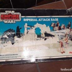 Figuras y Muñecos Star Wars: PALITOY 1980 KENNER U.S.A.STAR WARS THE EMPIRE STRIKES BACK.BASE IMPERIAL DE ATAQUE.. Lote 262848090