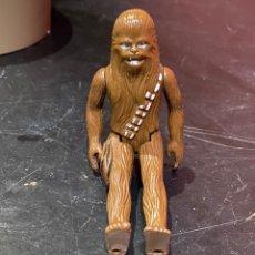 Figuras y Muñecos Star Wars: MI TODOCOLECCION 1977 VINTAGE STAR WARS CHEWBACCA KENNER FIGURA CHEWAKA HONG KONG. Lote 262987620