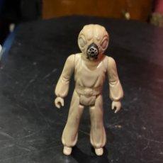 Figuras y Muñecos Star Wars: 4 LOM BOUNTY HAUNTER STAR WARS KENNER. IMPERIO CONTRAATACA. 1980. BUENAS CONDICIONES.. Lote 262987800