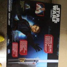Figuras y Muñecos Star Wars: STAR WARS SCIENCE LÁMPARA ESPADA SABLE DE LUZ. Lote 263041325