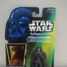 Figuras y Muñecos Star Wars: STAR WARS POTF GARINDAN (LONG SNOOT)1997 HASBRO KENNER. Lote 264473109