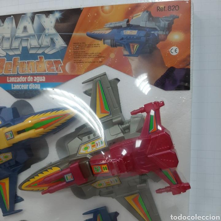 Figuras y Muñecos Star Wars: Expositor MAX DEFENDER chicos - Foto 3 - 264706499