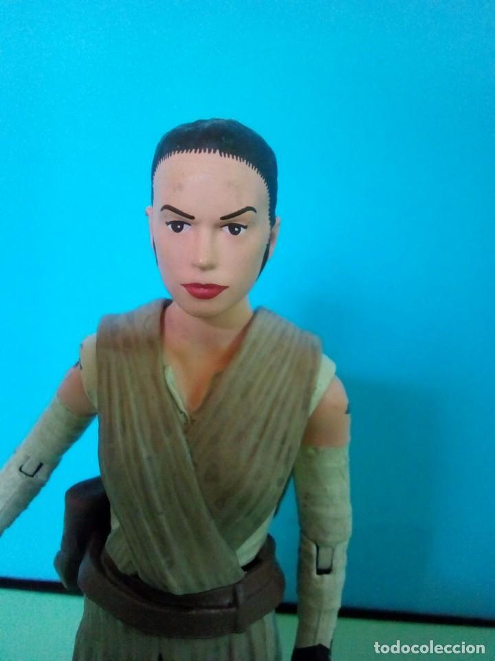 Figuras y Muñecos Star Wars: figura rey star wars elite series die cast - Foto 2 - 264847949