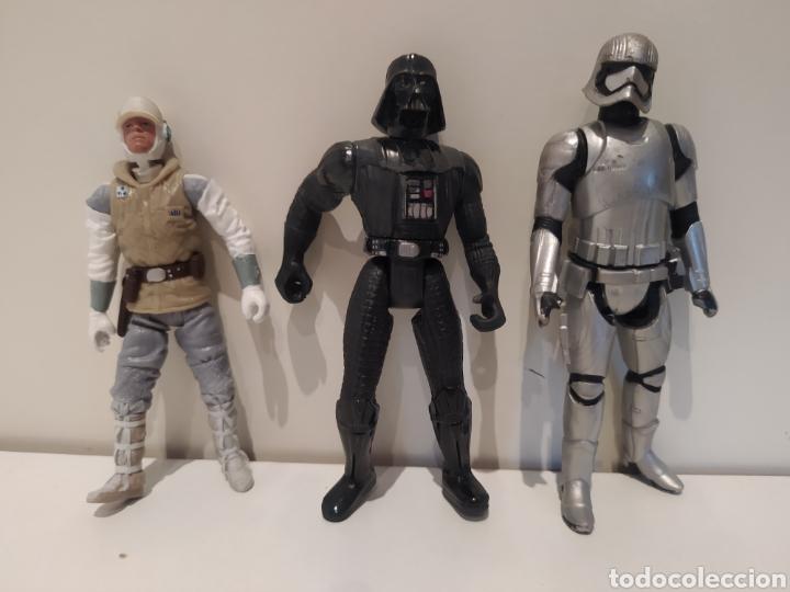 Figuras y Muñecos Star Wars: Lote de figuras de Star wars - Foto 2 - 265555509